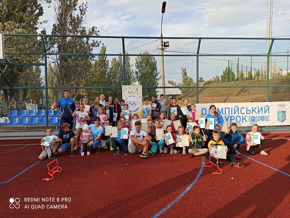 «Золотая осень»: на Николаевщине проходит трехдневный легкоатлетический фестиваль (ФОТО) 7