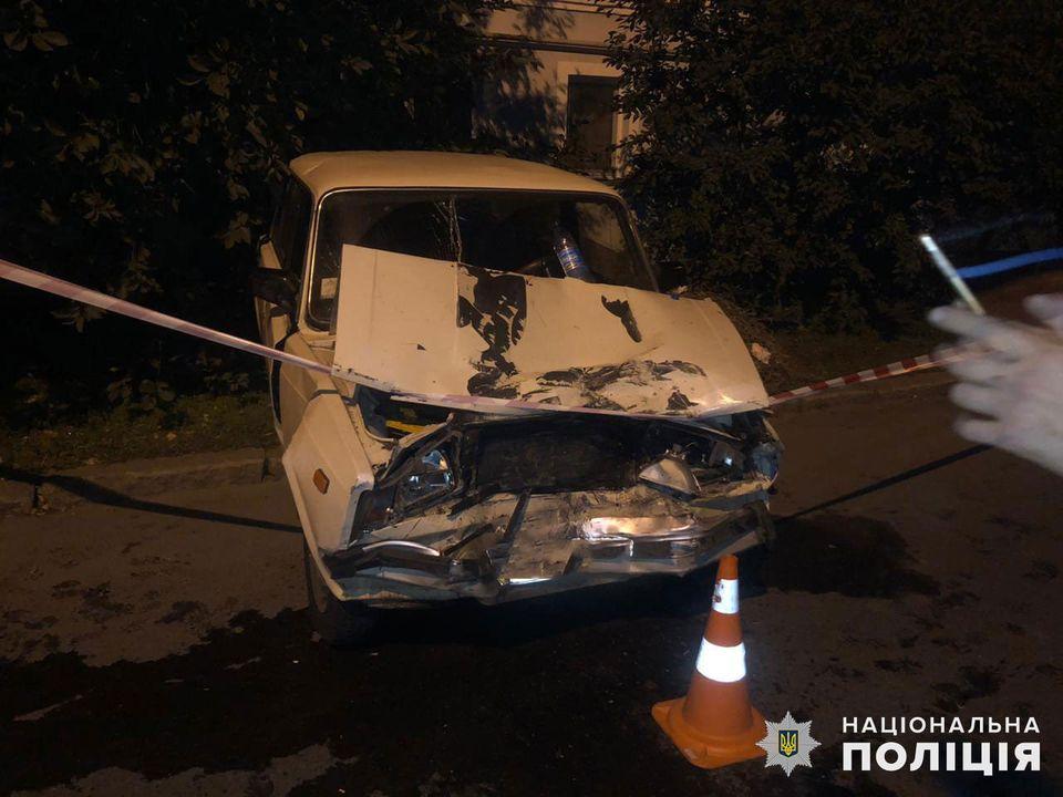 В ДТП в Николаеве пострадал 9-летний ребенок (ФОТО) 5
