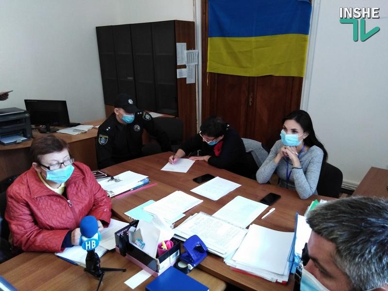 Члены Николаевского горизбиркома приняли решение вскрывать кабинеты, к которым не подходят выданные на вахте ключи (ФОТО, ВИДЕО) 5