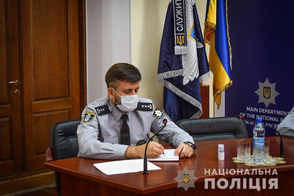 На Николаевщине полиция усилит внимание к соблюдению карантина: и в своих рядах, и в торговых и развлекательных заведениях (ФОТО) 9