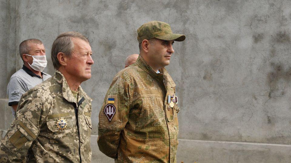 На Николаевщине открыли мемориальный комплекс павшим в российско-украинской войне (ФОТО) 7