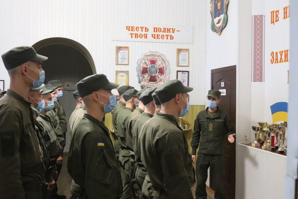 Николаевский полк Национальной гвардии пополнился сотней новобранцев (ФОТО) 7