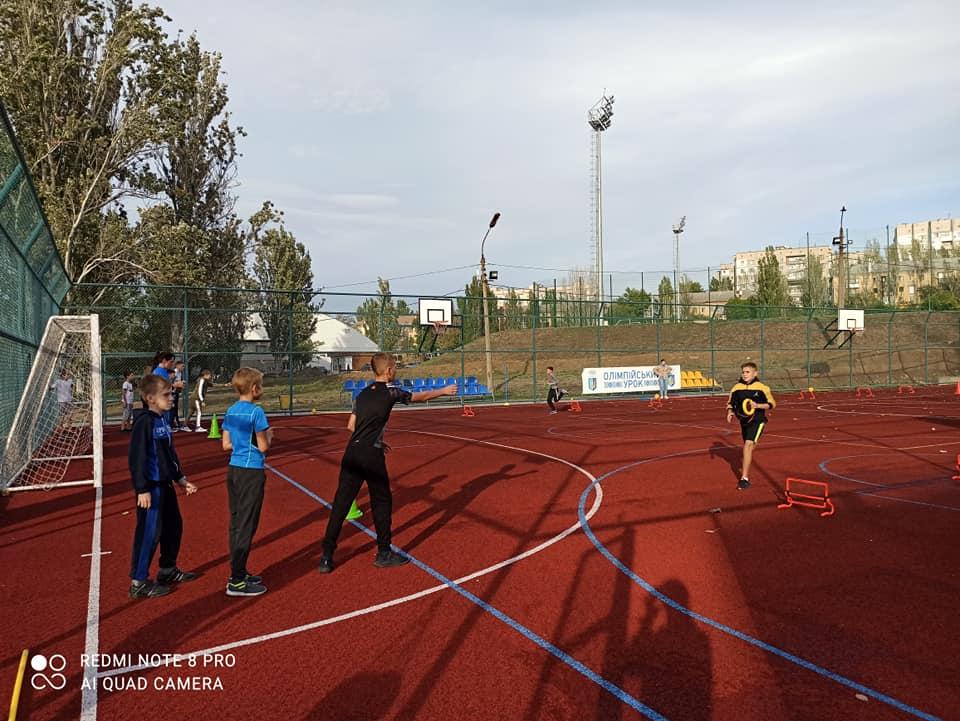 «Золотая осень»: на Николаевщине проходит трехдневный легкоатлетический фестиваль (ФОТО) 9