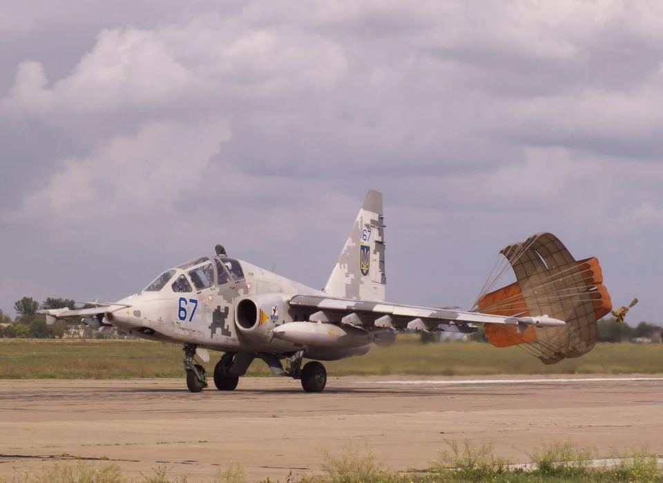 Николаевские летчики отработали очередную летную смену (ФОТО) 9