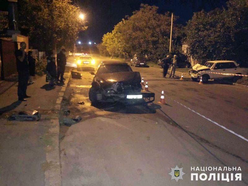 В ДТП в Николаеве пострадал 9-летний ребенок (ФОТО)