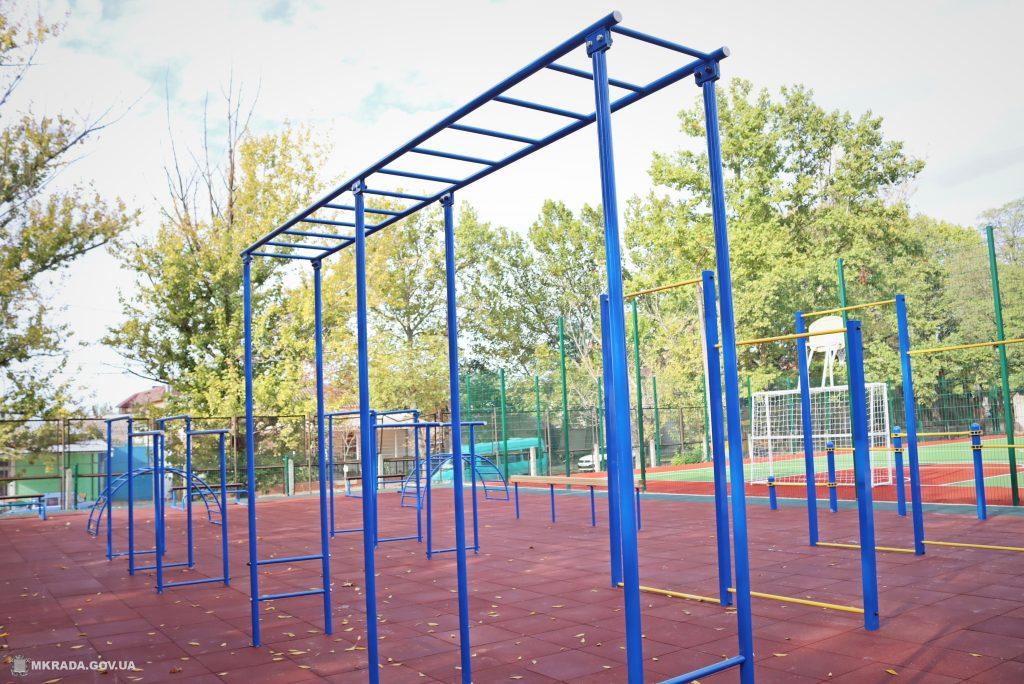 В николаевской школе №53 открыли сразу 4 реконструированных спортивных объекта (ФОТО) 7