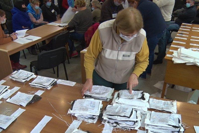 Объявление результатов местных выборов на Николаевщине ожидают не ранее понедельника