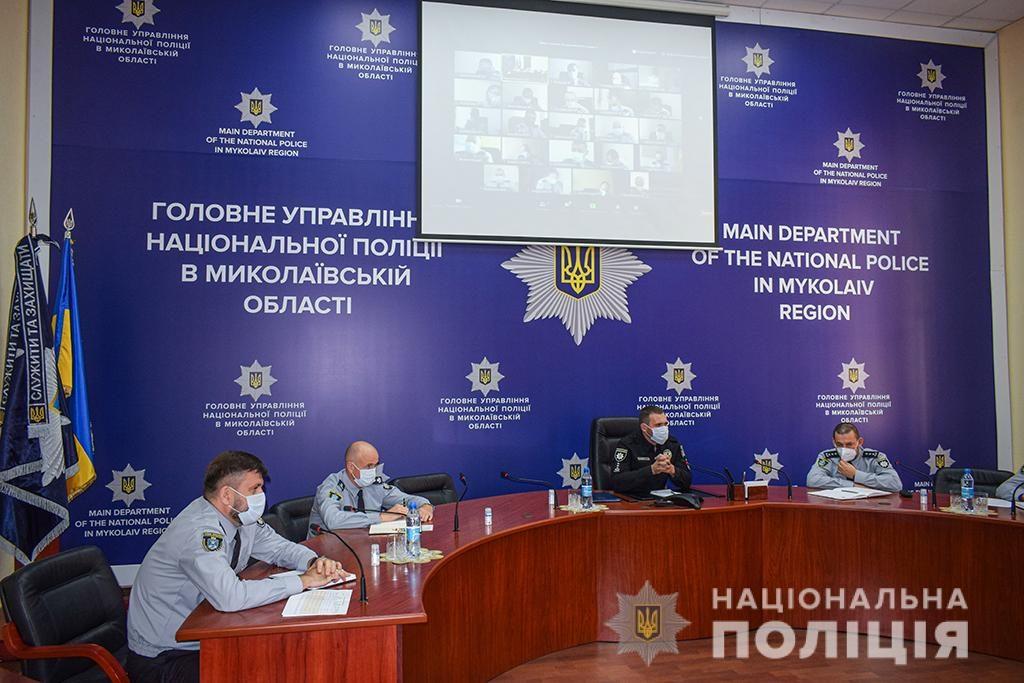 На Николаевщине полиция усилит внимание к соблюдению карантина: и в своих рядах, и в торговых и развлекательных заведениях (ФОТО) 1