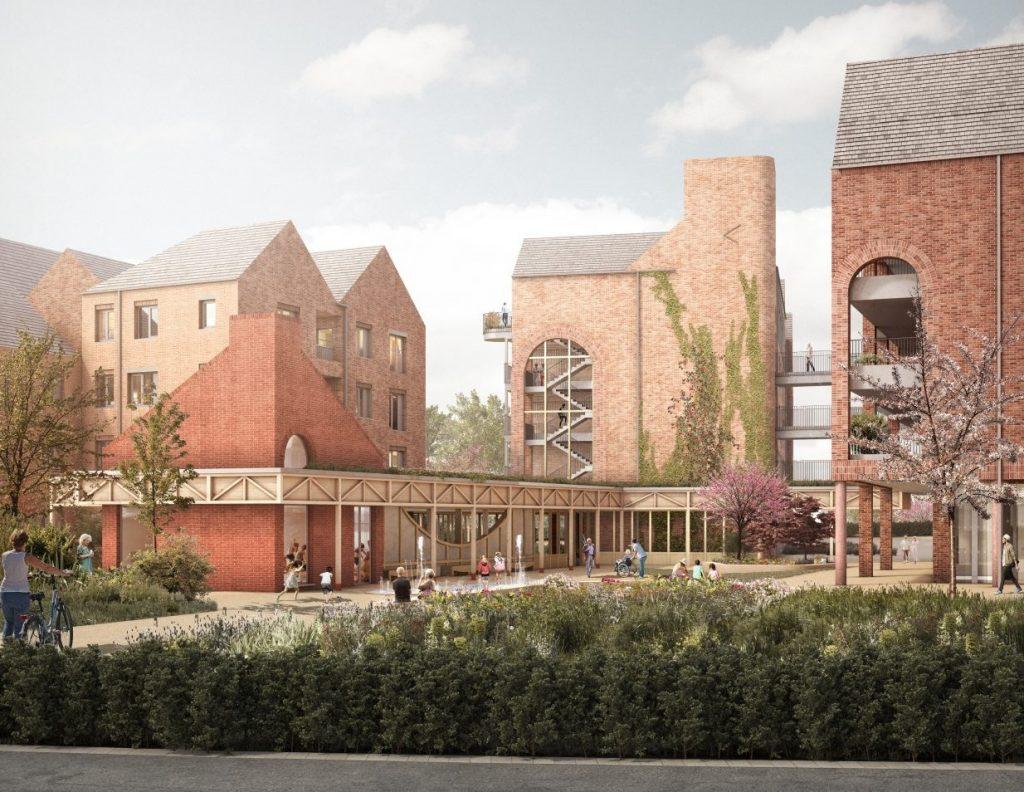 В Великобритании хотят построить деревню для пенсионеров с нулевым выбросом углерода (ФОТО) 1