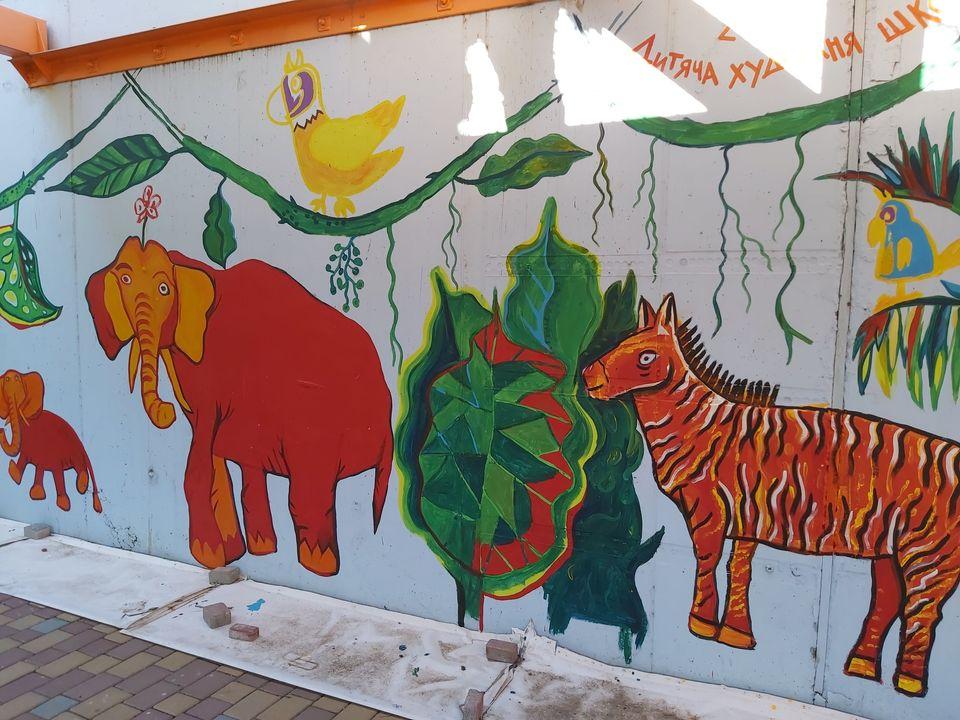 Детская художественная школа готовит большой подарок Николаевскому зоопарку к 120-летию (ФОТО) 9