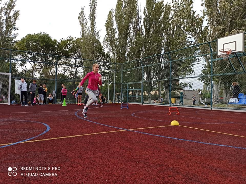 «Золотая осень»: на Николаевщине проходит трехдневный легкоатлетический фестиваль (ФОТО) 11