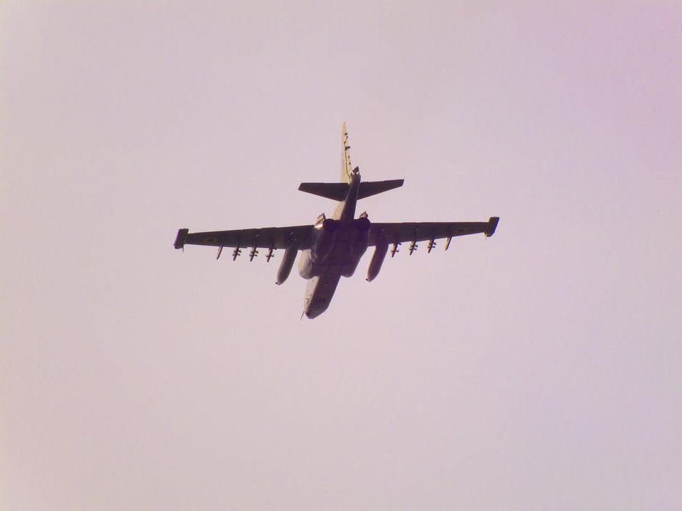 Николаевские летчики отработали очередную летную смену (ФОТО) 11
