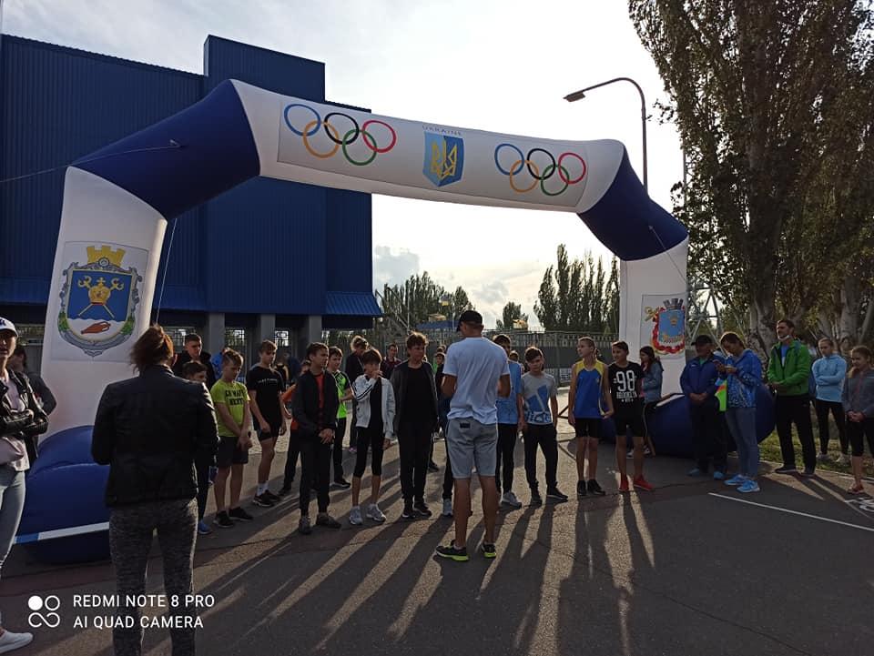 «Золотая осень»: на Николаевщине проходит трехдневный легкоатлетический фестиваль (ФОТО) 1