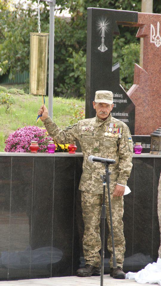 На Николаевщине открыли мемориальный комплекс павшим в российско-украинской войне (ФОТО) 11