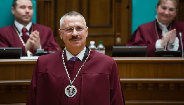 Заместитель председателя КСУ выступил против решения о декларировании