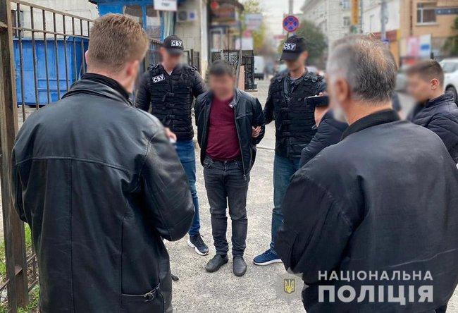 Полиция заявила о сети подкупа избирателей  в Кропивницком (ФОТО)