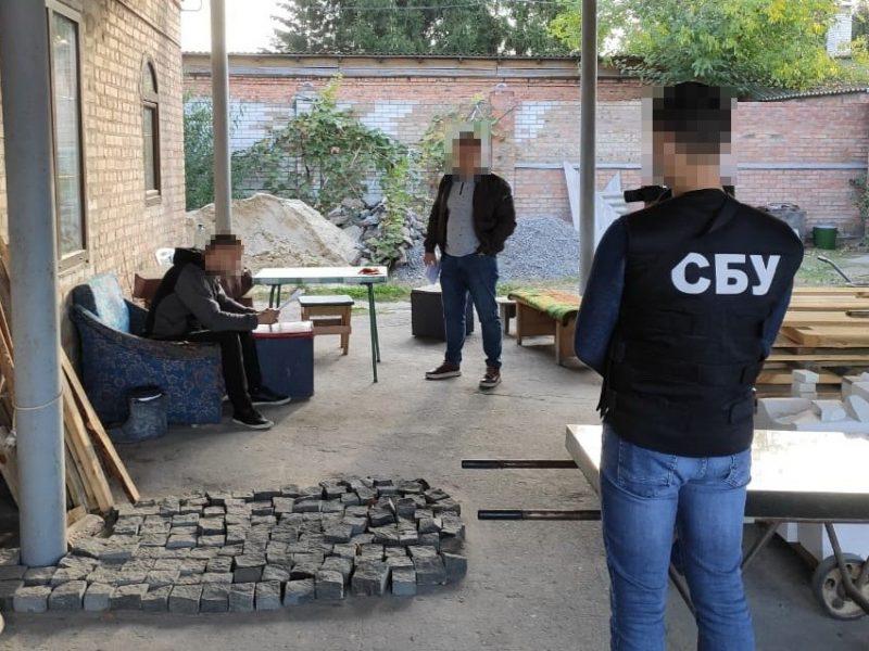 В Прилуках пытались создать незаконный «горсовет» – СБУ (ФОТО)