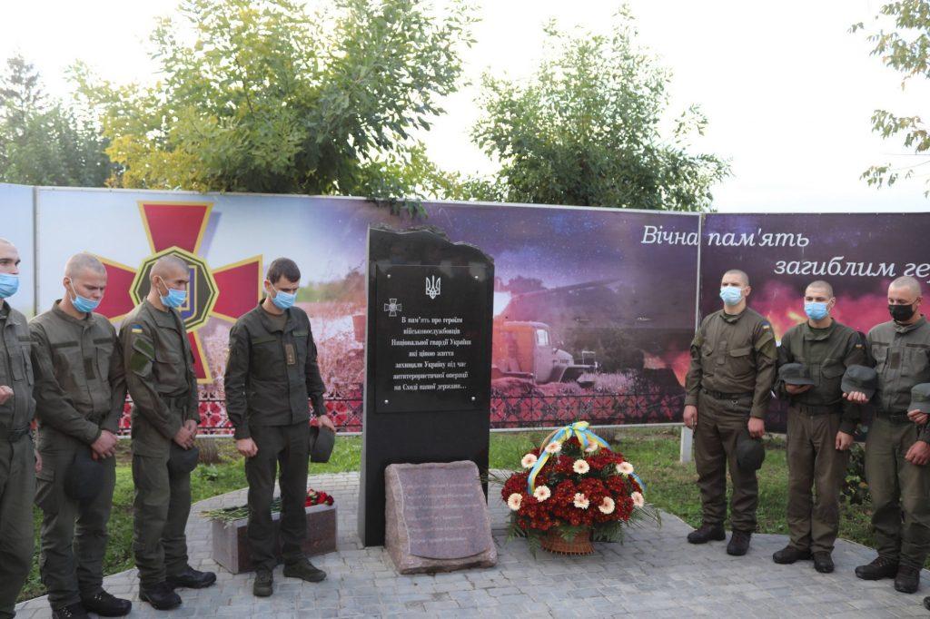 Николаевский полк Национальной гвардии пополнился сотней новобранцев (ФОТО) 13