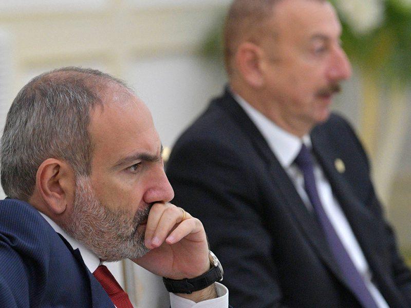 Пашинян заявил об отставке
