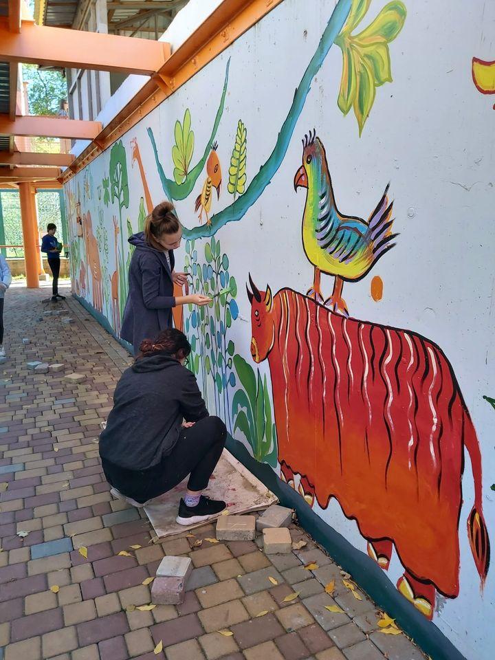 Детская художественная школа готовит большой подарок Николаевскому зоопарку к 120-летию (ФОТО) 15