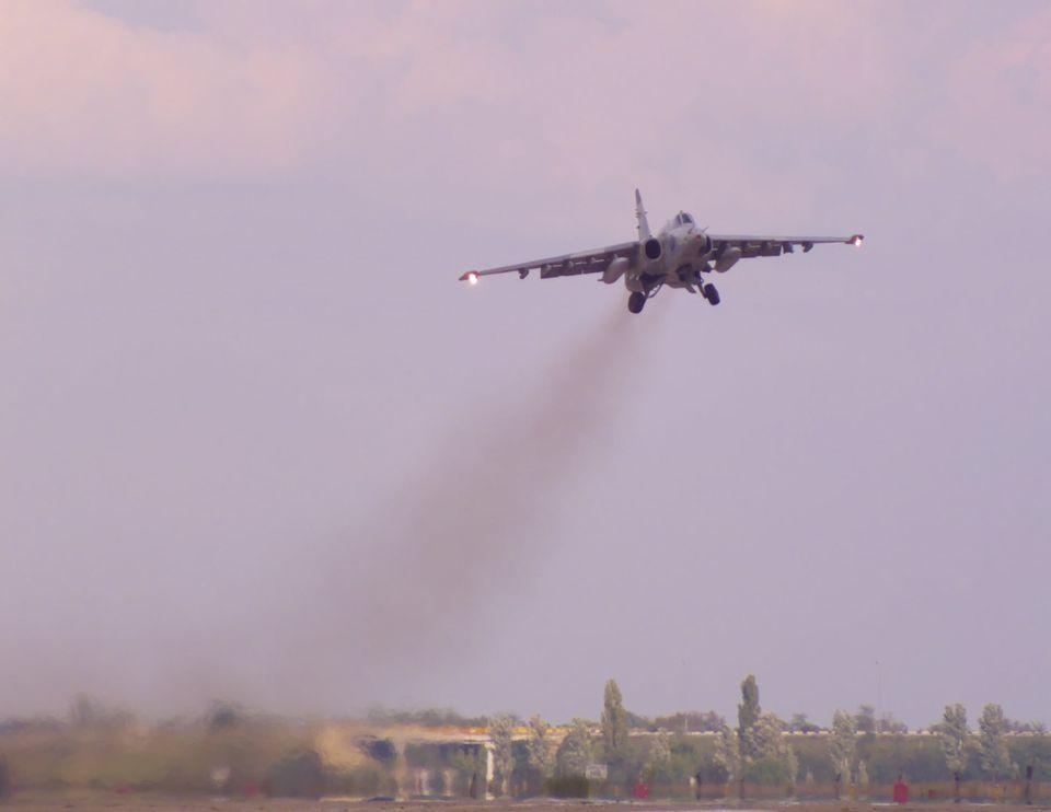 Николаевские летчики отработали очередную летную смену (ФОТО) 19