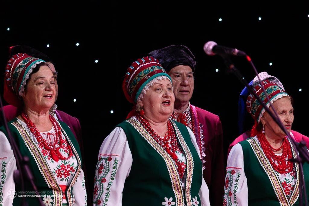 В Миколаєві пройшов обласний огляд «Пісні наших батьків» (ФОТО) 15