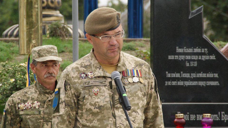 На Николаевщине открыли мемориальный комплекс павшим в российско-украинской войне (ФОТО) 17