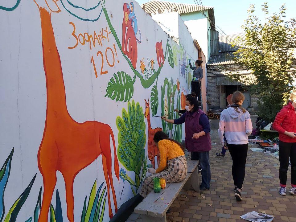 Детская художественная школа готовит большой подарок Николаевскому зоопарку к 120-летию (ФОТО) 17