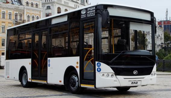 ЗАЗ начинает выпуск низкопольных автобусов по евростандартам (ФОТО) 1
