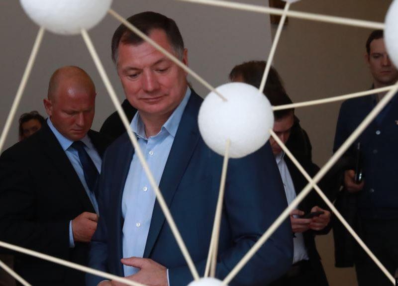 В Москве разработали «проект плана водоснабжения Крыма» – вице-премьер России
