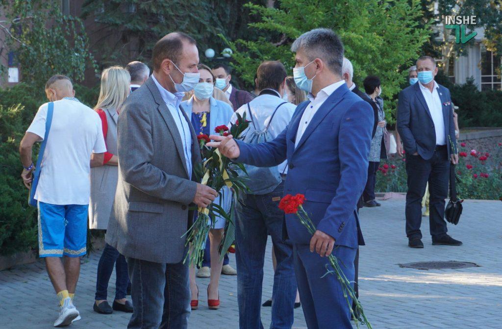 В Николаеве празднуют День защитника Украины (ФОТО и ВИДЕО) 5
