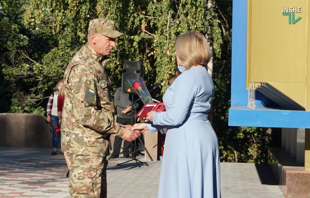 В Николаеве празднуют День защитника Украины (ФОТО и ВИДЕО) 13