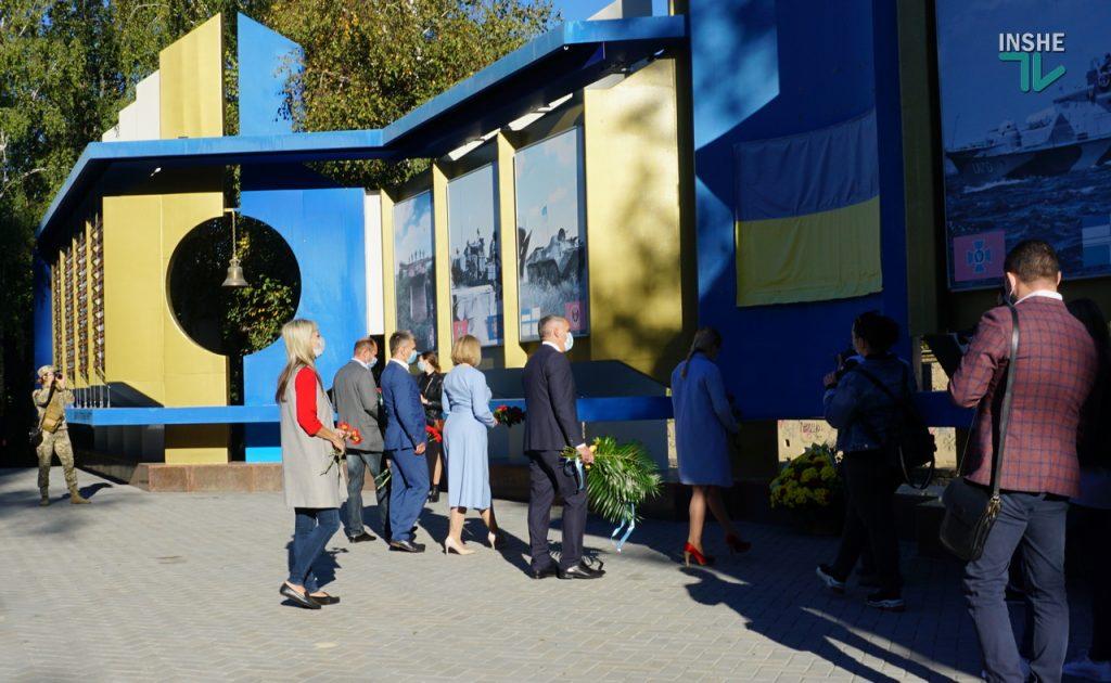 В Николаеве празднуют День защитника Украины (ФОТО и ВИДЕО) 19