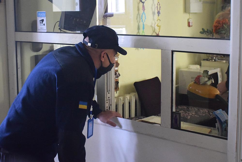 Николаевские спасатели потушили «пожар» в ДК «Строителей» (ФОТО, ВИДЕО) 1