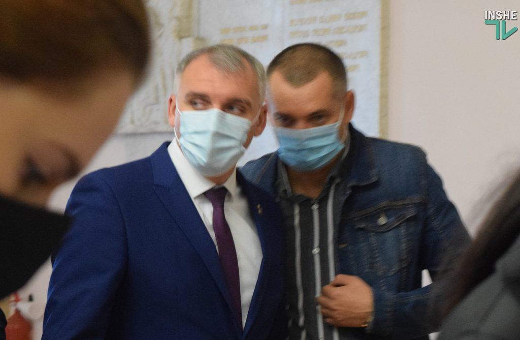 Проблемы с началом отопительного сезона в Николаеве: Сенкевич анонсировал сессию горсовета на четверг (ФОТО, ВИДЕО) 1