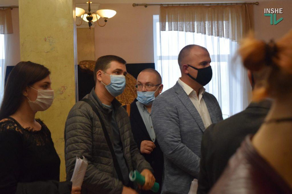 Проблемы с началом отопительного сезона в Николаеве: Сенкевич анонсировал сессию горсовета на четверг (ФОТО, ВИДЕО) 5