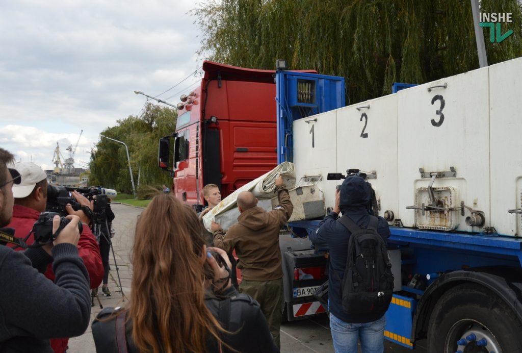 Зарыбление в Николаеве: в Южный Буг выпустили 255 тыс. экземпляров рыб (ФОТО и ВИДЕО) 7