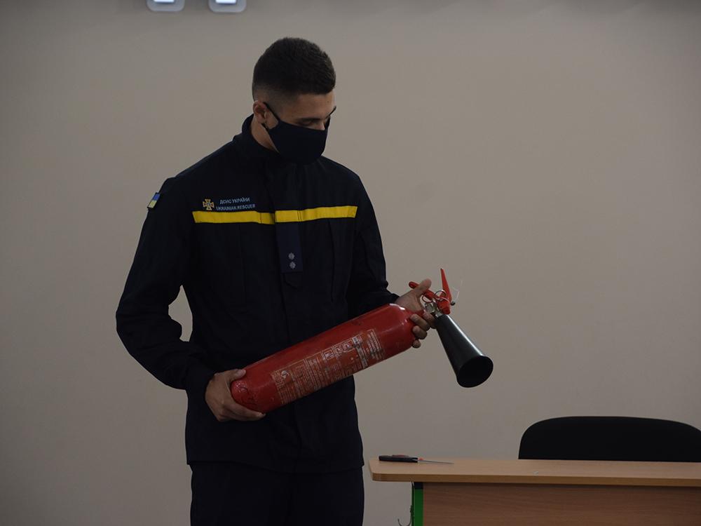 Спасатели Николаевщины проинструктировали учителей, что делать в случае пожара (ФОТО, ВИДЕО) 3