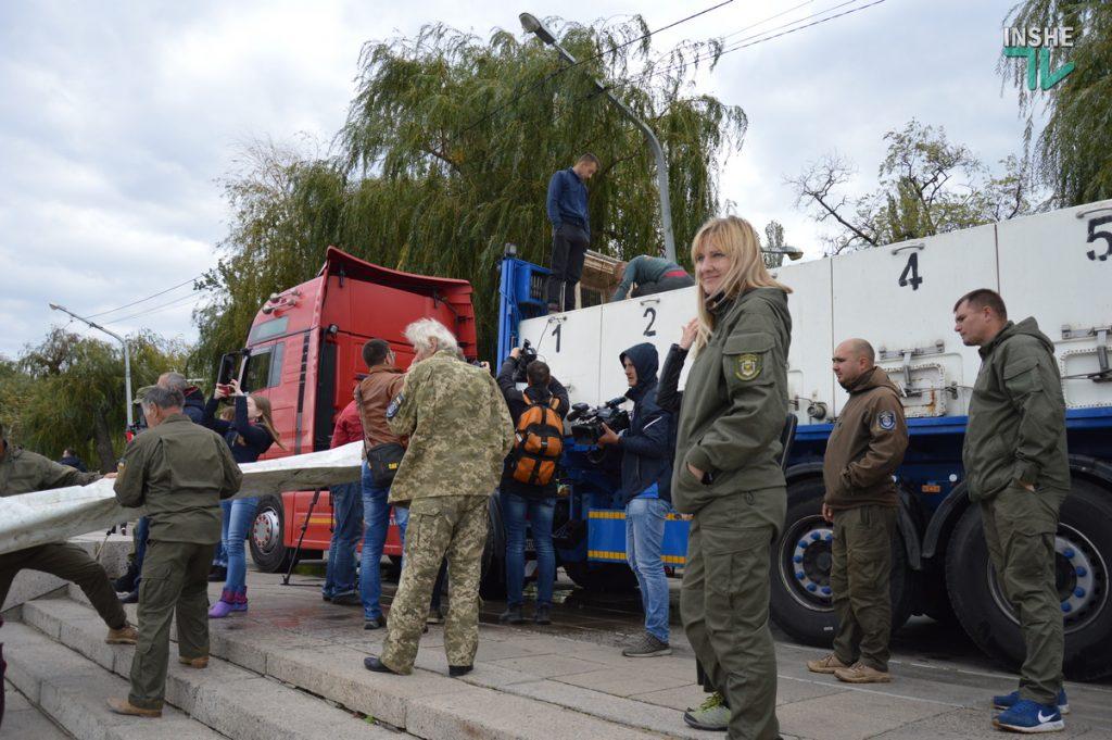 Зарыбление в Николаеве: в Южный Буг выпустили 255 тыс. экземпляров рыб (ФОТО и ВИДЕО) 9