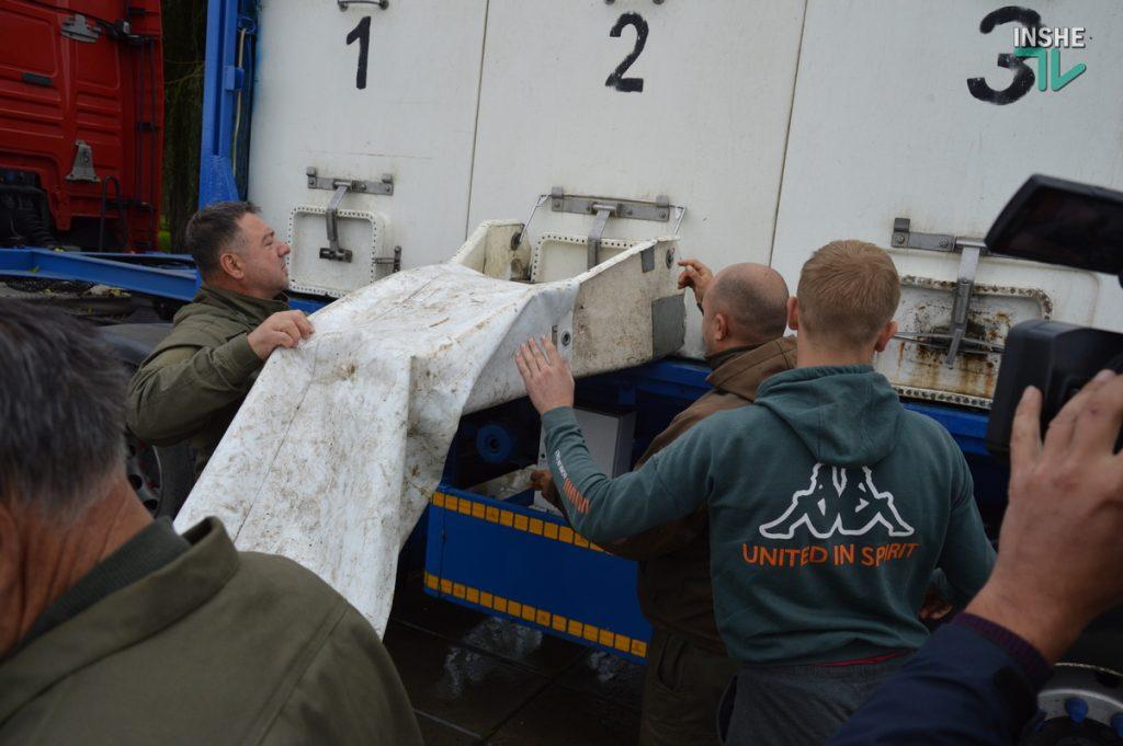 Зарыбление в Николаеве: в Южный Буг выпустили 255 тыс. экземпляров рыб (ФОТО и ВИДЕО) 13