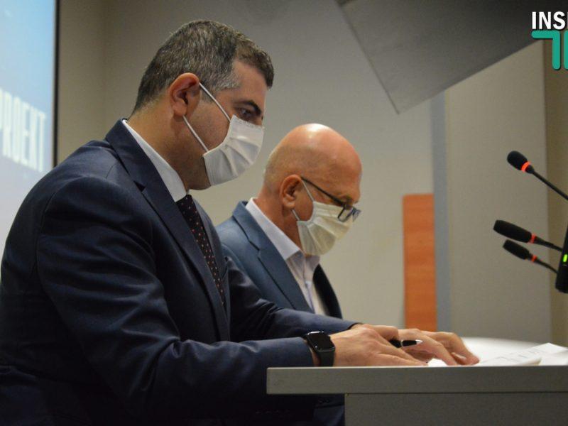 В Николаеве на заводе «Зоря-Машпроект» подписали меморандум о сотрудничестве с турецкой компанией (ФОТО, ВИДЕО)