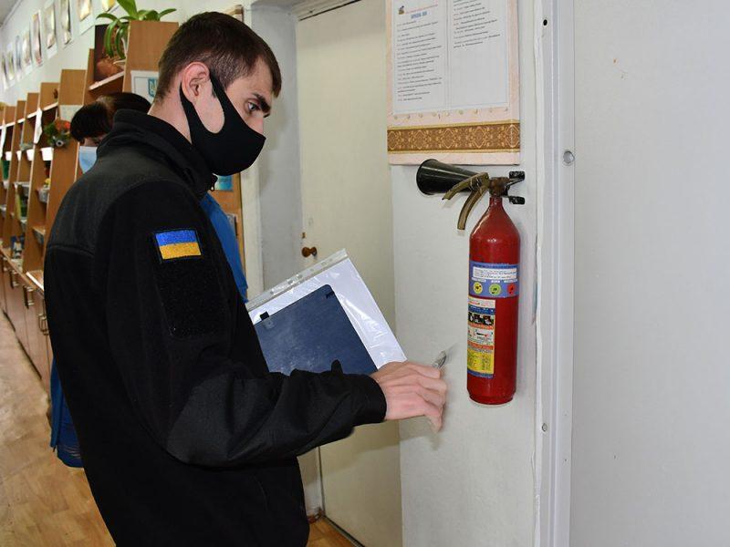 Пожарные проверили на Николаевщине 80% будущих избирательных участков и обнаружили почти 6 тысяч нарушений (ФОТО, ВИДЕО)