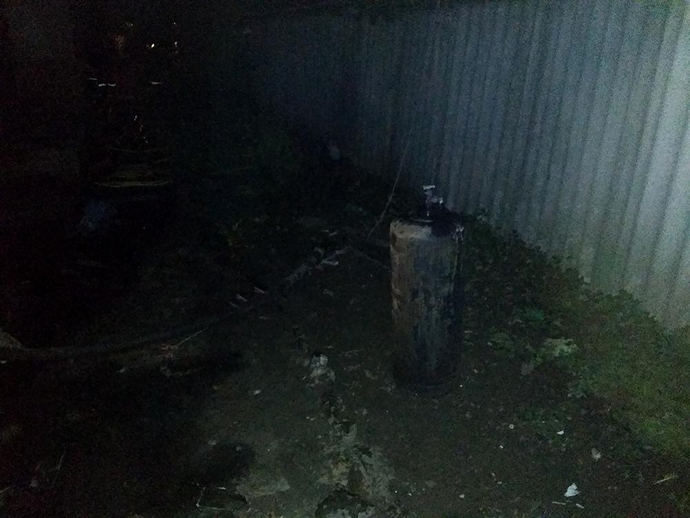 На Николаевщине двое человек получили ожоги при пожаре в Первомайске (ФОТО) 1