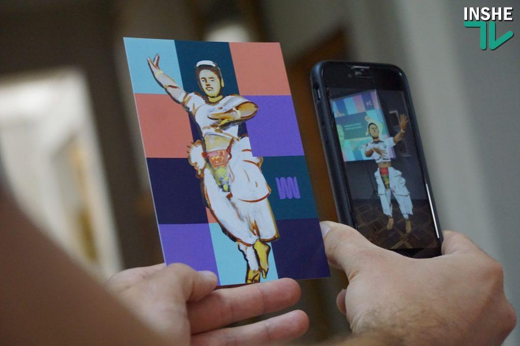 Николаевцам представили часть оцифрованной коллекции музея Верещагина и открытки с дополненной реальностью (ФОТО, ВИДЕО) 37