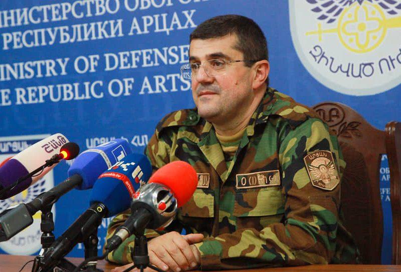 Глава самопровозглашенной НКР попросит Армению признать независимость региона