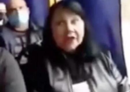 В Славянске пассажирке маршрутки устроили травлю из-за украинского языка (ВИДЕО)