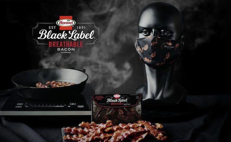 Американская мясная компания обещает бесплатно раздавать защитные маски с запахом бекона