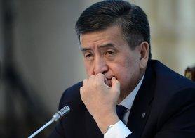 Президент Кыргызстана заявил о готовности подать в отставку