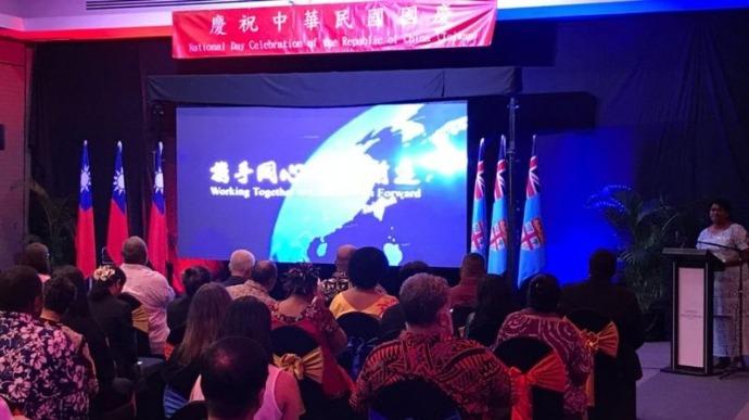 Отношения между Китаем и Тайванем обострились из-за драки дипломатов