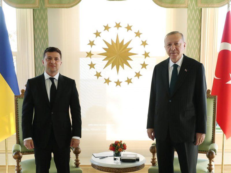 Турция не признавала и не признает Крым российским, – Эрдоган